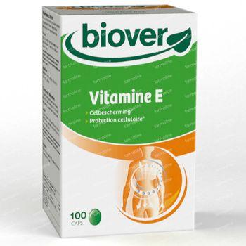 Biover Vitamin E 100 kapseln
