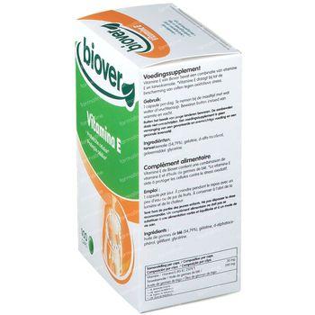 Biover Vitamine E 100 capsules