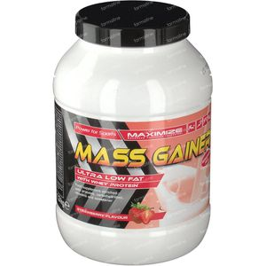 Maximize Mass Gainer Strawberry 1,30 kg powder