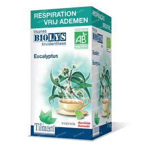 Biolys Eucalyptus Infusie 20 g zakjes
