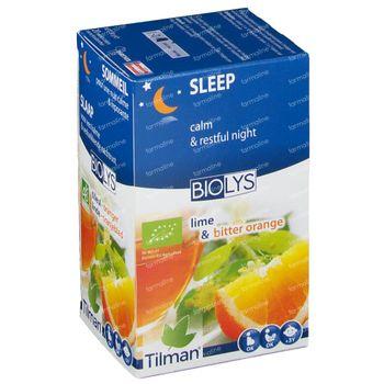 Biolys Tilleul - Oranger 20 sachets