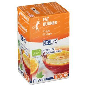 Biolys Green Tea - Citrus Fruits Infusion 20 bags
