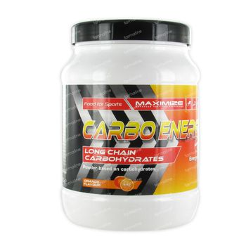 Maximize Carbo Energy Sinaas Poeder 750 g