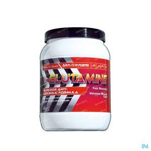 Maximize L-Glutamine 400 g poeder