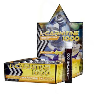 Maximize l-Carnitine 1000 20 ampoules