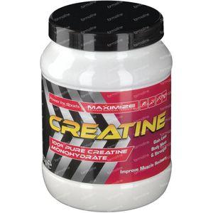 Maximize De Créatine 500 g poudre