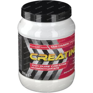 Maximize Creatine 500 g powder