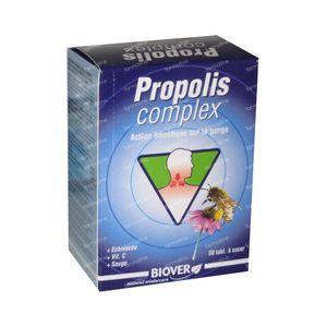 Propolis Complex 50 comprimés à sucer