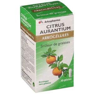 Arkogélules Citrus Aurantium 45 capsules
