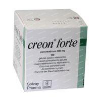 Creon Forte 300mg 100  capsules