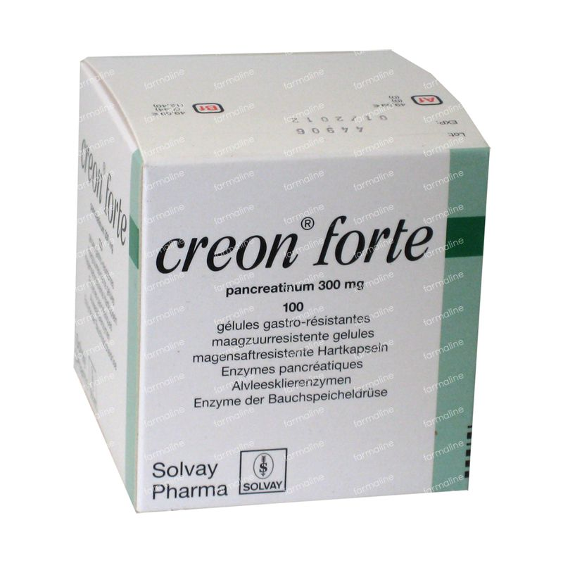 Creon Forte 300mg 100 ...
