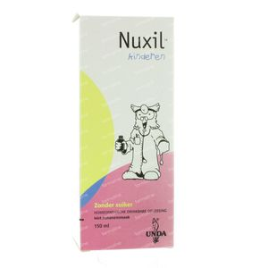 Unda Nuxil Kind 150 ml Siroop