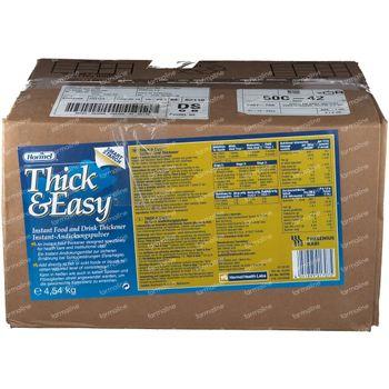 Fresubin Thick & Easy Instant Verdikkingsmiddel 4,5 kg