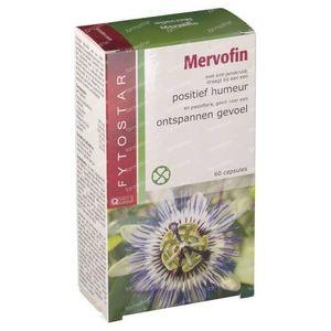 Fytostar Mervofin 60 St Cápsulas