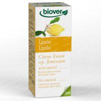 Biover Essentiële Olie Citroen – Verfrissing – Biologische 100% Etherische Olie 10 ml