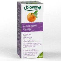 Biover Essentiële Olie Sinaasappel – Rustgevend – Biologische 100% Etherische Olie 10 ml