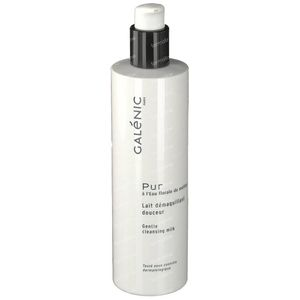 Galénic Pur Gentle Cleansing Milk 400 ml