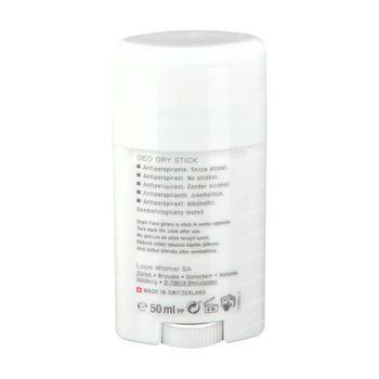 Louis Widmer Deo Dry Stick Antiperspirant Licht Geparfumeerd 40 ml