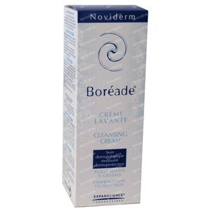 Noviderm Boreade Wash Cream 150 ml