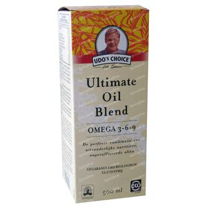 udo's Choice Ultimate Oil Blend 500 ml
