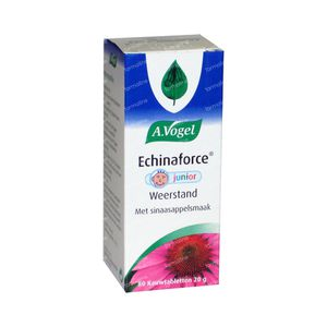 A.Vogel Echinaforce Junior 80 tabletten