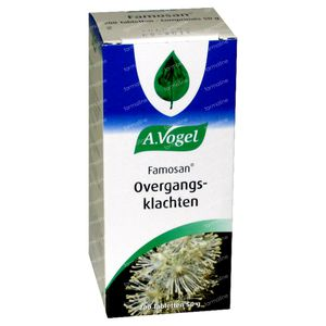 A.Vogel Famosan 200 tabletten