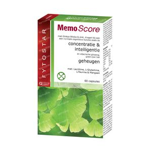 Fytostar Memo Score 60 St Capsulas de accion retardada