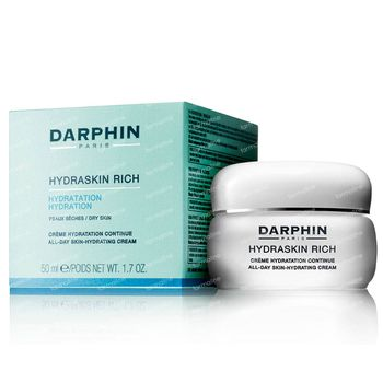 Darphin Hydraskin Rich All-Day Skin-Hydrating Cream 50 ml