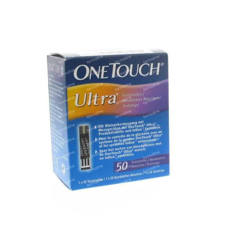 OneTouch Blood Glucose Test Strips - Walmartcom
