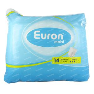Euron Mobi Medium Super Ref. 130 24 14-0 14 pièces
