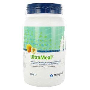 Ultrameal Peach 630 g polvere