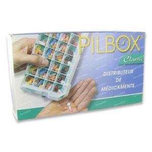 Pilbox Classic NL + FR 1 pièce