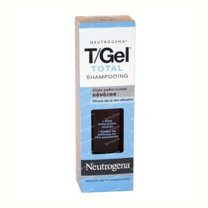 Neutrogena T-Gel Total Shampoo 125 ml