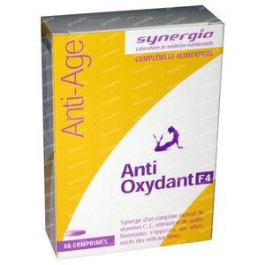 Anti Oxydant Anti-Aging 60 comprimés