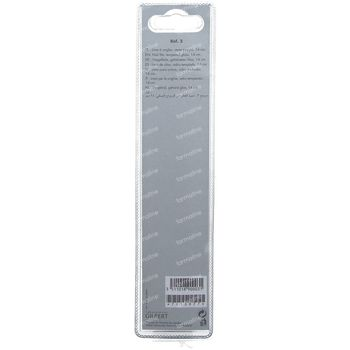 Formes & Flammes Nail File Glass 14cm 3 1 st