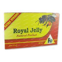 Peking Royal Jelly 10ml 10  ampullen