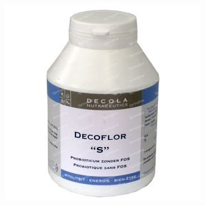 Decola Decoflor S 180  Capsule