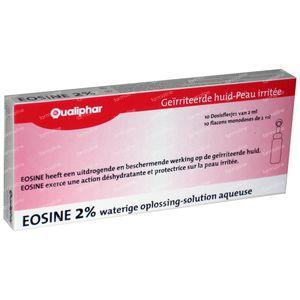 Eosine 2% Qauliphar 20 ml unidosis