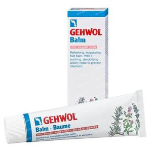 Gehwol Dry Feet 75 ml balsamo