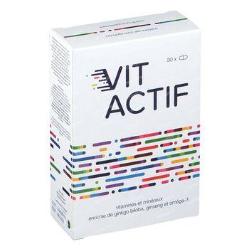 Vit Actif 30 capsules