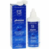 Eye Care Pharma Soft Instandhaltung Linse 375 ml solution