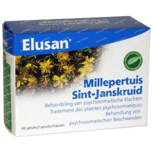 Elusanes Sint Janskruid 60 capsules