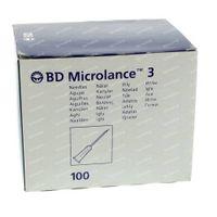 BD Microlance 3 Nadeln 25G 5/8 RB 0,5x16 Mm 100 st
