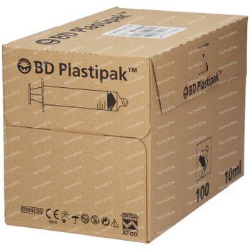 BD Plastipak Spuit Luer-Lok 10ml 100 st