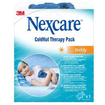 Nexcare ColdHot Kruik Fluweelzacht Teddy N1579 1 stuk