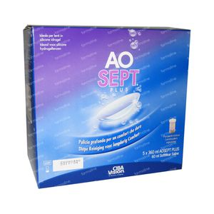 Aosept Plus 1800 ml