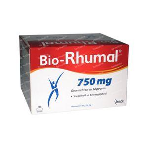Bio-Rhumal 750mg 180 stuks Comprimés