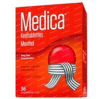 Medica Keeltabletten Menthol Keelpijn 36  zuigtabletten