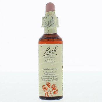 Bach Aspen - Ratelpopulier 20 ml