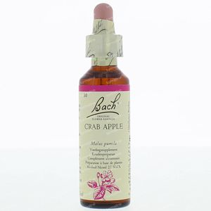 Bach Flower Remedie 10 Crab Apple 20 ml